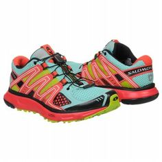 Women's Salomon XR Mission Celadon/Papaya Shoes.com