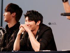 Leo [Jung Taek Woon] - VIXX Fansign Gwanghwamun Cute ^-^