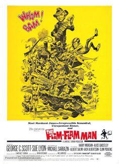 Art by Jack Davis Cinema Posters, Film Posters, Comic Book Artists, Comic Books, Sue Lyon, Slim Pickens, Crimes And Misdemeanors, Jack Davis, Crime Film