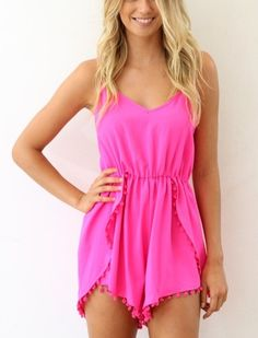 Barbie Girl-romper
