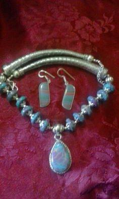Collane e orecchini di rosasbijoux su DaWanda.com