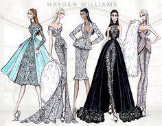 https://flic.kr/p/qHeFGD | Hayden Williams Haute Couture SS15 collection | Haute Couture SS15 collection