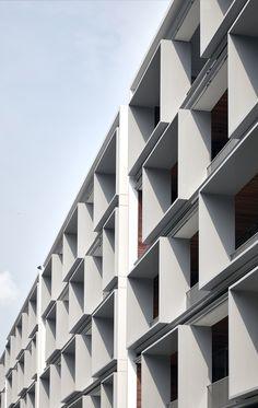 Galería de Seletar Park Residence / SCDA Architects - 8
