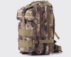 New Tactical Attack Camouflage Waterproof Backpacks for Hunting Camping Hiking  #Unbranded