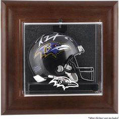 Mounted Memories NFL Wall Mounted Logo Mini Helmet Case NFL Team: