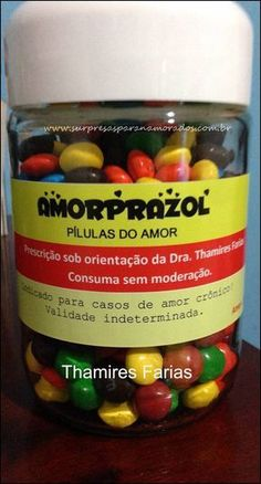 pílulas do amor