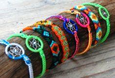 Gipsy Ibiza look wikkelarmband G078   Dames armbanden   Idhuna Jewels - Fashion sieraden
