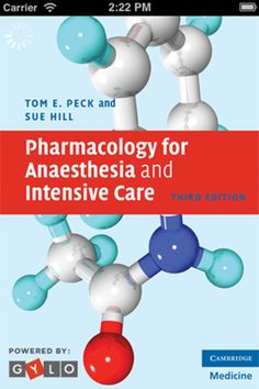 Fantastic basic pharmacology book with anaesthetic focus