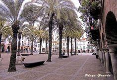 Plaza Grande Zafra