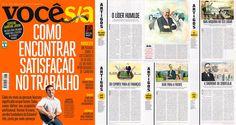 Na edição desse mês da revista VOCÊ S/A, saiu 5 artigos com minhas colagens. Muitas matérias interessantes, vale a pena conferir. / VOCÊ S/A Magazine