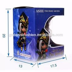 11 cm League LOL Figure 4 generations Ice Shooter Eich Model PVC Action Figures Doll Ornaments Collectible Model Toys Gift, View Nendoroid, donnatoyfirm Product Details from Guangzhou Donna Fashion Accessory Co., Ltd. on Alibaba.com