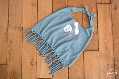DIY - Comment faire un sac avec un t-shirt   The PopCase