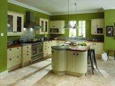 nice Fantastic 23 Photographs Classic Modern Kitchens