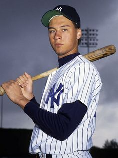 """""""Now batting for the New York Yankees, number two, Derek Jeter, number two."""""""
