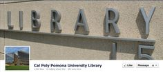 https://www.facebook.com/pages/Cal-Poly-Pomona-University-Library/13632547215