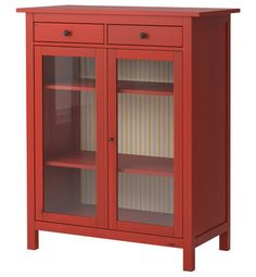modern bookcases cabinets and computer armoires by IKEA.... I wud like this in foyer