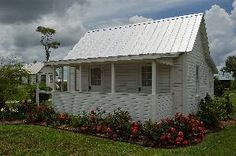 Old Cracker home located in the Punta Gorda, Florida historical park. Executive Cooling & Heating - Google+
