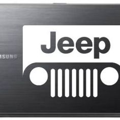 Jeep Logo Jeep Vinyl Decal Sticker