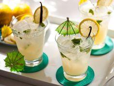 Des cocktails alcoolisés parfaits pour boire sur la terrasse les jours d'été!!