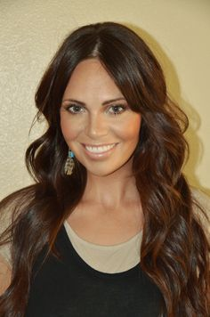 I LOVE THIS BLOG!!!! She is so great and so real. She can make you look like a celebrity with just drug store products.