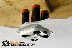 Burglar Blaster Decintegrator - Home Pepper Spray Anti Burglar System