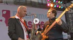 Henrik HeartBASS-Quintett live beim Bochumer Musiksommer. Ein Ensemble, zusammengesetzt aus tollen Musikern und einem umtriebigen Bandleader.
