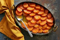 Harvey House candied sweet potatoes recipe (Photo: Melina Hammer for The New York Times)