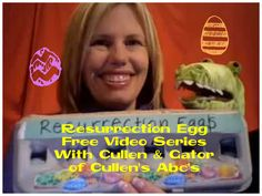 """""""Loved how creative she was in the content of her Easter Eggs :-} The Easter Story was loved by my 5 & 7 year old, and my Sunday School children."""""""