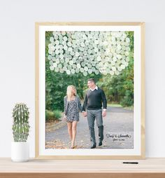 A personal favorite from my Etsy shop https://www.etsy.com/listing/231361305/wedding-photo-sign-for-guest-signatures