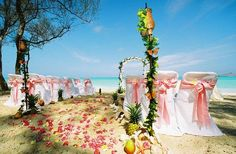 #beachwedding #beach