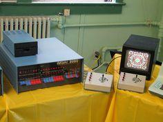 IMSAI 8080 playing KALISCOP by DanCentury, via Flickr
