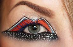psychosandra.blog... tribal makeup