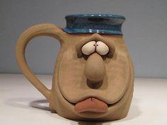 MudFairy ceramic mug