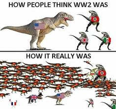 World War II http://ift.tt/29sMK5G via /r/funny http://ift.tt/29u4jON funny pictures