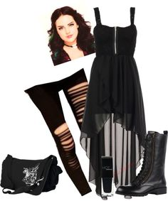 """My Victorious Life As....Jade West"" by kitty-kat15 ❤ liked on Polyvore"