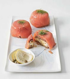 I'm so excited #Abrams just released a recipe perfect for #lent #salmon #easter #cupcake pan.  From my book #savory #bites