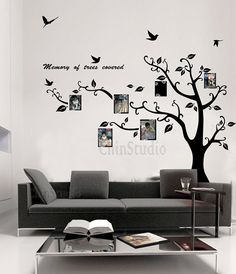 Vinyl wall decals tree decals wall stickers nursery by ChinStudio, $72.00