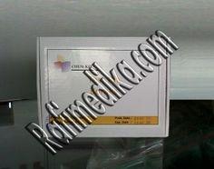 Kami Rafimedika menjual test kit keamanan pangan seperti test kit formalin, test kit boraks, test kit metanil yellow, test kit iodine, test kir\t rhodamin-B, test kit nitrit, test kit peroksida. untuk pemesanan test kit keamanan pangan merk chemkit silahkan hubungi 087774050806