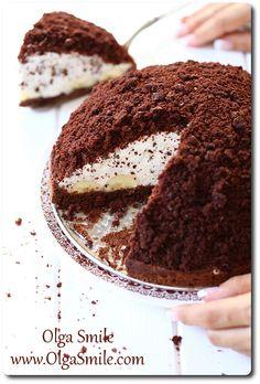 Kopiec kreta  Znacie przepis na to ciasto? Kopiec kreta był flagowym wypiekiem mojej teściowej. Jednak u mnie ciasto kopiec kreta nie często gości na, mimo, że jest prosty do zrobienia a samo ciasto czekoladowe, które do