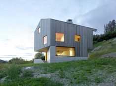 Image 1 of 18 from gallery of Chalet, Val D'hérens / Savioz Fabrizzi Architectes. Photograph by Thomas Jantscher