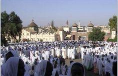 Palm Sunday in Asmara