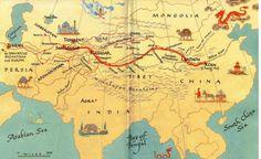 La via della seta - Marco Polo