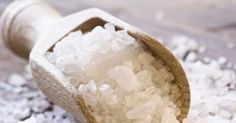I remember when I hada surgery when I was young, my mother had taught me to do salt baths to speed upthe wound healing. It may have stunga little initially,but the wound did heal up quickly and beautifully. I had almost forgotten about salt baths until I was doing a research to help a client …