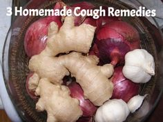 Stopping the Cough, Naturally {3 Homemade Cough Remedies}