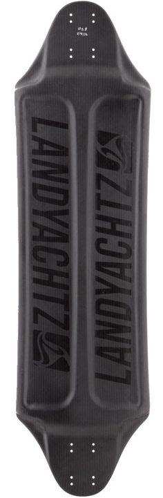 "Landyachtz Triple Beam - Deck Only. Length: 36.5"" / 92.7cmWidth: 10"" / 25.4cm"