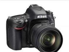 Nikon D610 Review - Nikon D610 24.3 MP CMOS FX-Format Digital SLR Camera