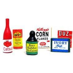 Supermarket Miniatures