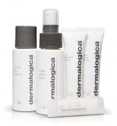 You'll find a few of your favourite products from Dermalogica available for purchase in our boutique.