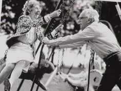 I have a weird obsession with old people, they are so cute! ❤