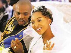 Princess Ntandoyesizwe of the Zulus